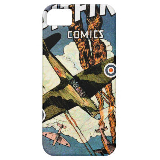 Spitfire Fighter Aircraft - World War Two iPhone SE/5/5s Case