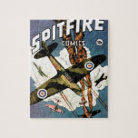 Spitfire Fighter Aircraft - World War Two Puzzles