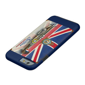 Spitfire iPhone 6/6s case