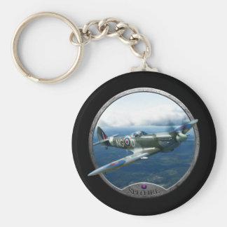 Spitfire Keychain