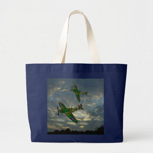 Spitfire Large Tote Bag