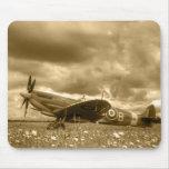 Spitfire MH434 Alfombrillas De Ratón