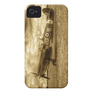 Spitfire MH434 iPhone 4 Case-Mate Cárcasas