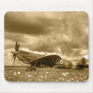 Spitfire MH434 Tapete De Raton