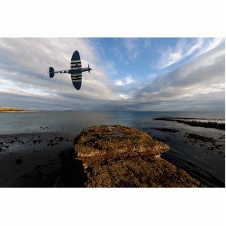 Spitfire Mk19 Statuette