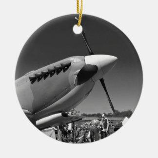Spitfire Mk 1A Ceramic Ornament