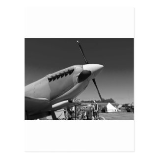 Spitfire Mk 1A Postcard