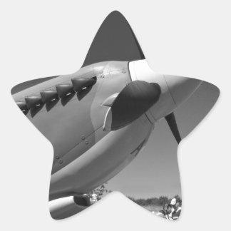 Spitfire Mk 1A Sticker