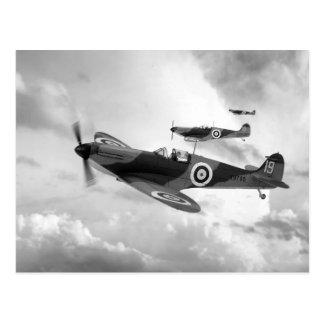 Spitfire Mk I Postcard