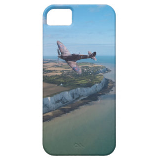 Spitfire over England iPhone SE/5/5s Case