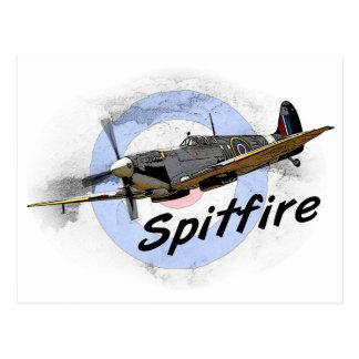 Spitfire Postales