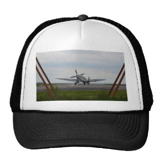 Spitfire Ready For Takeoff Trucker Hat