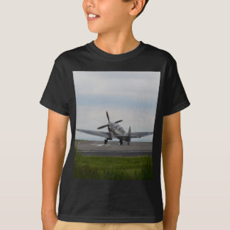 Spitfire Ready For Takeoff T-Shirt