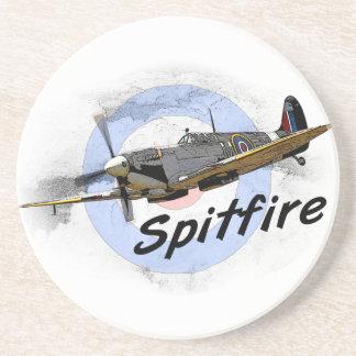 Spitfire Sandstone Coaster