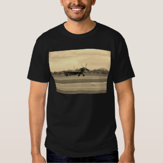 Spitfire Sepiatone T Shirt