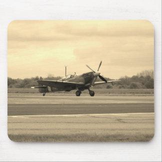 Spitfire Sepiatone Tapete De Raton