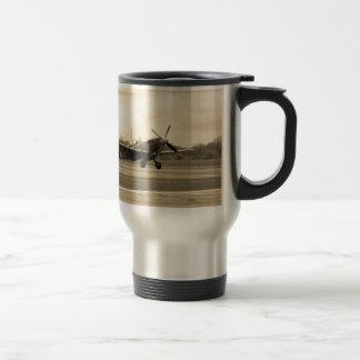 Spitfire Sepiatone Travel Mug