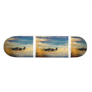 Spitfire skateboard