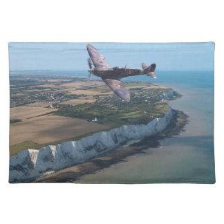 Spitfire sobre Inglaterra Manteles