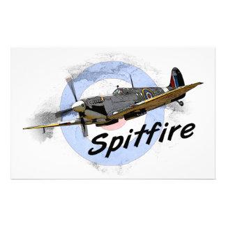 Spitfire Stationery