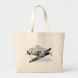 Spitfire Supermarine Bolsas De Mano