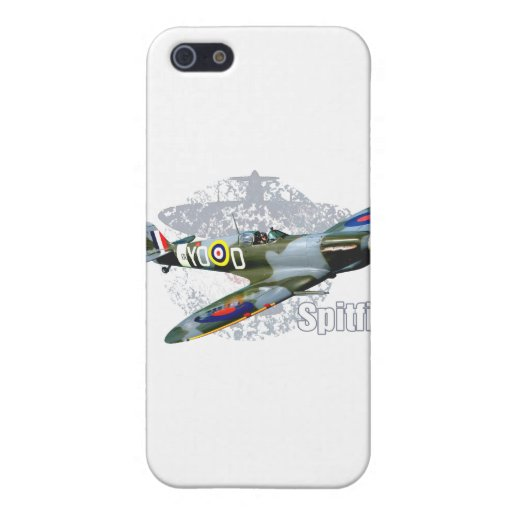 Spitfire Supermarine Cases For iPhone 5