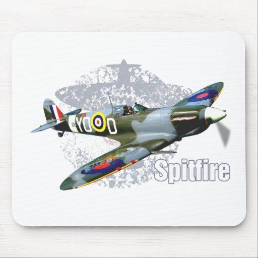 Spitfire Supermarine Mousepad