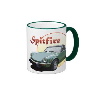Spitfire Tazas