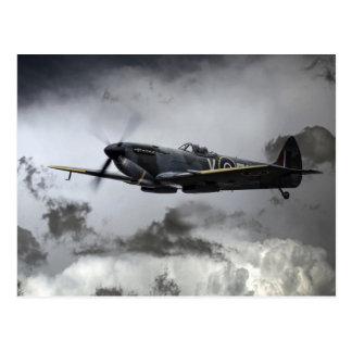 Spitfire TE311 Postcard