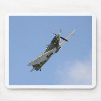 Spitfire Trainer Mouse Pad