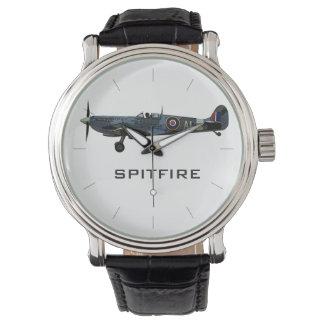 SPITFIRE | WWII aircraft vintage Watch