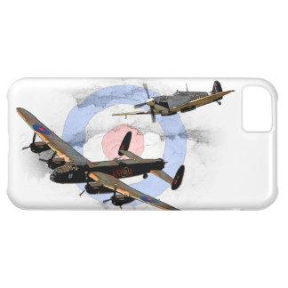 Spitfire y Lancaster Funda Para iPhone 5C