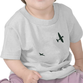 Spitfires de Supermarine Camisetas