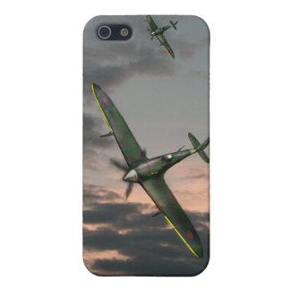 Spitfires iPhone 5 Fundas