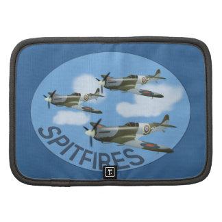 Spitfires on Patrol Planners