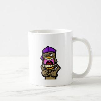 Spittin Monkey Coffee Mugs