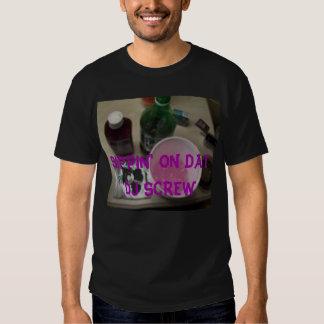 spittinflamezme+drankgotmeleaninanthemtypetrack... t shirt