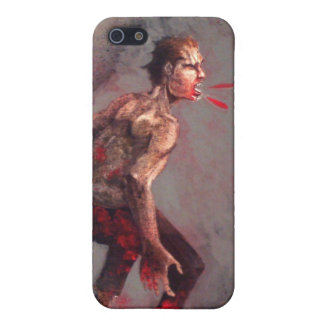 spitting zombie case for iPhone 5/5S
