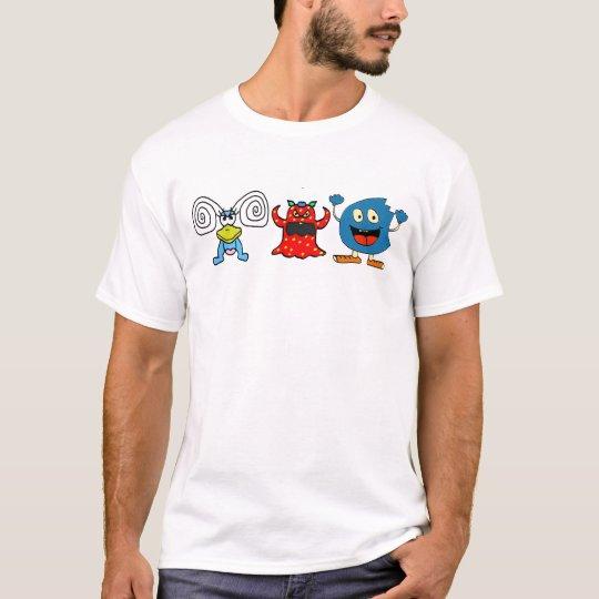 spittle, boober, bob T-Shirt