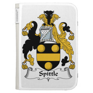Spittle Family Crest Kindle Keyboard Cases