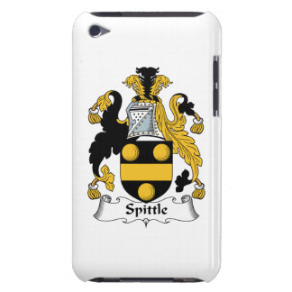 Spittle Family Crest iPod Case-Mate Cases