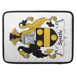 Spittle Family Crest Sleeve For MacBook Pro