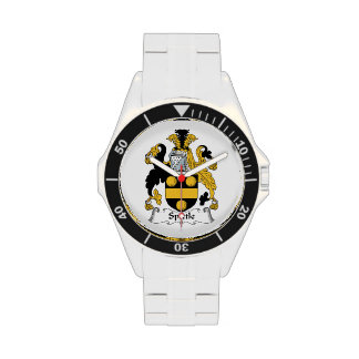 Spittle Family Crest Wristwatches