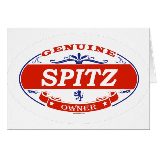 SPITZ_ CARD