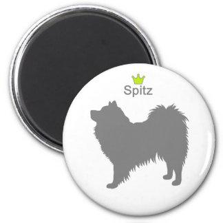 Spitz g5 2 inch round magnet