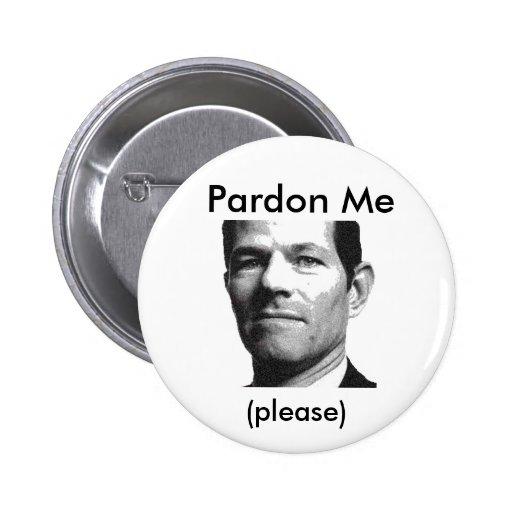 Spitzer:  Pardon Me, (please) Button