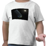 Spitzer seen in visible light tshirt