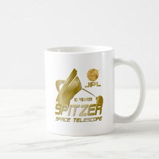 Spitzer Space Telescope: 10th Anniversary!! Coffee Mug