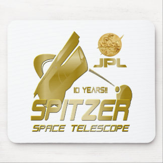 Spitzer Space Telescope: 10th Anniversary!! Mouse Pad