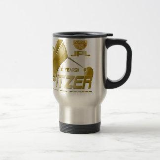 Spitzer Space Telescope: 10th Anniversary!! Travel Mug